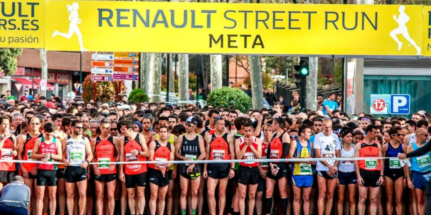 Speaker de la Renault Street Run en Oviedo